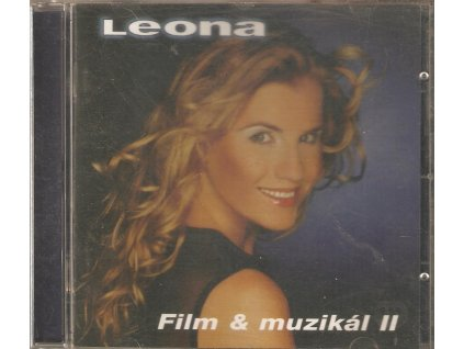 CD Leona Machálková - Film & muzikál II