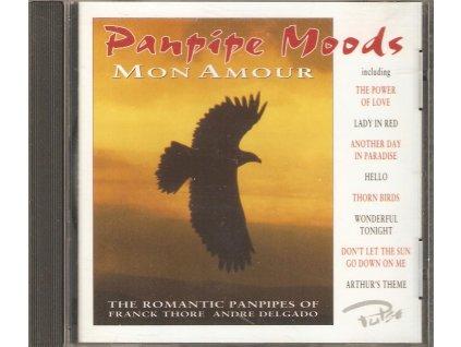 CD Panpipe Moods - Mon Amour