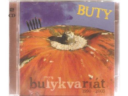 2CD - BUTY - BUTYKVARIÁT