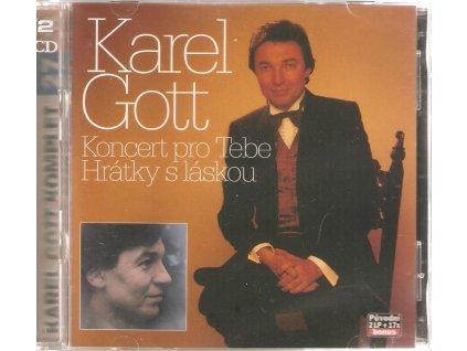 2CD Karel Gott - Koncert pro Tebe, Hrátky s láskou