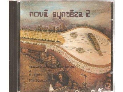 CD BLUE EFECT - MODRÁ SYNTÉZA 2 ...NOVÉ