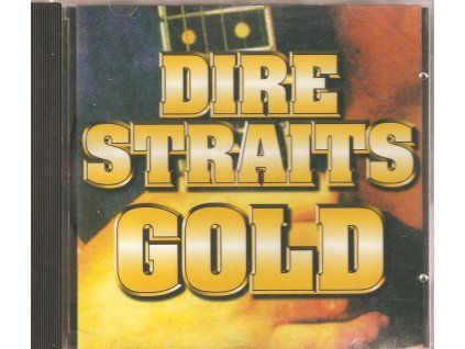 CD DIRE STRAITS - GOLD