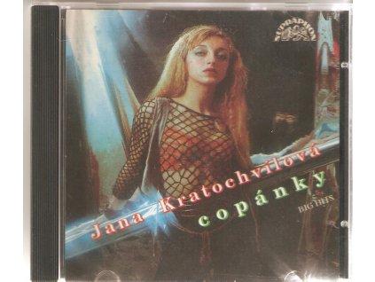 CD JANA KRATOCHVÍLOVÁ - COPÁNKY