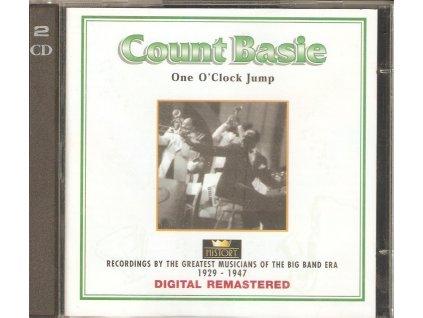 2CD Count Basie - One O'Clock Jump