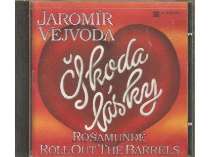 CD - Škoda Lásky - Jaromír Vejvoda