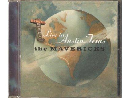 CD - The Mavericks - Live In Austin Texas