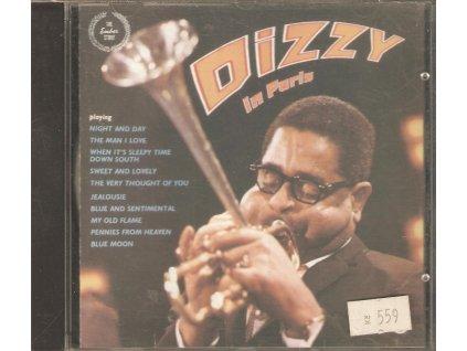 CD Dizzy Gillespie In Paris