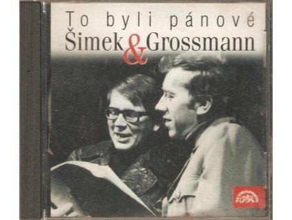 CD Retro CD - To byli pánové Šimek a Grossmann