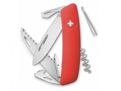 Swiza kapesní nůž D05 Standard red SW-KNI.0050.1000