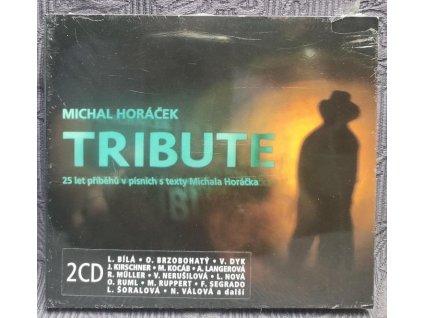 2 cd michal horacek tribute 2012 nove ve folii 106375612