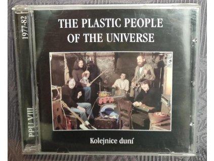 cd the plastic people 2000 cd v peknem stavu 105988501