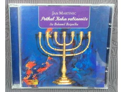 cd potkal kohn rabinovace 2007 cd v peknem stavu jako nove 98479036
