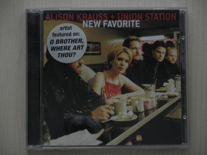 ALISON KRAUSS+UNION STATION-NEW FAVORITE