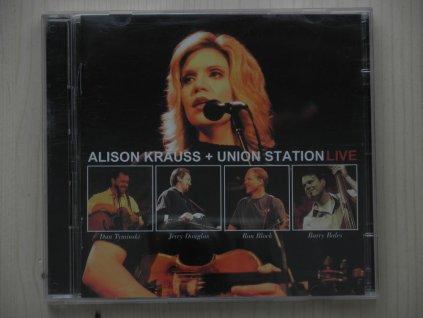 2xCD ALISON KRAUSS+UNION STATION-LIVE