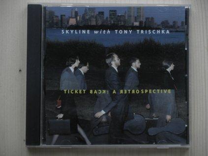 TONY TRISCHKA-TICKET BACK
