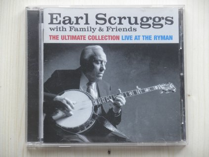 Earl Scruggs with Family § Friends-The ULTIMATE COLLECTION-LIVE AT THE RYMANN