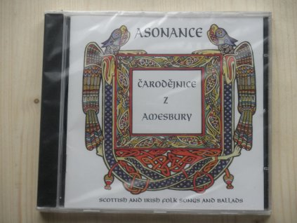 ASONANCE - ČARODĚJNICE Z AMESBURY