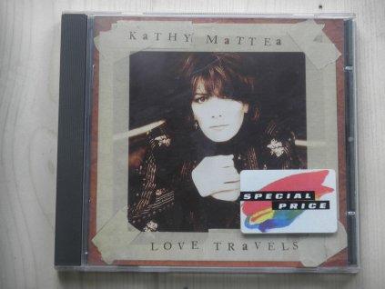 KATHY MATTEA - LOVE TRAVELS