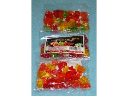 Gumoví medvídci s chutí chilli - 100 g