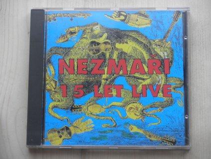 NEZMAŘI - 15 LET LIVE