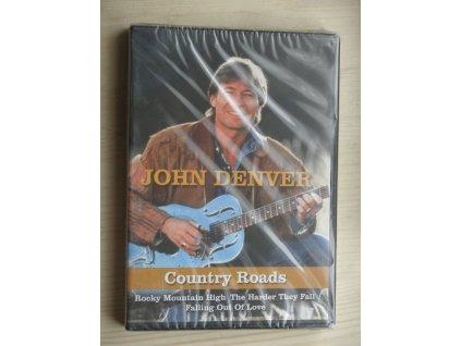 DVD JOHN  DENVER - Country roads
