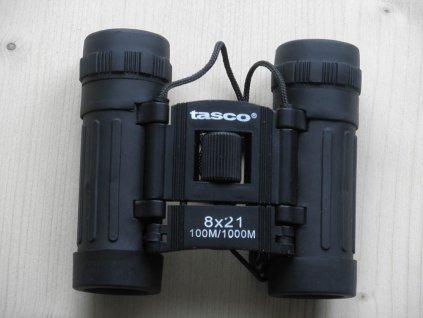 Kapesní binokulární dalekohled TASCO 8x21