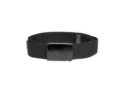 Pásek kalhotový-černý