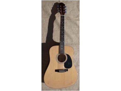 Westernová kytara Dreadnaught (Jumbo) natural 2