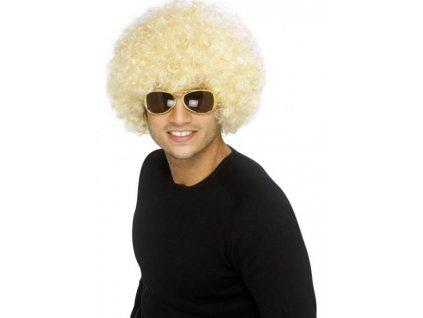 Paruka - Funky Afro - blond