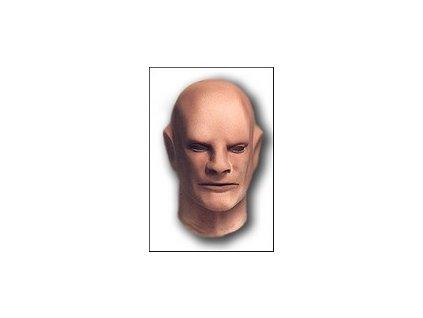 Maska FANTOMAS-tělová barva