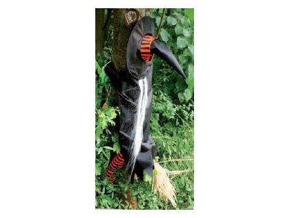 Figura nabourané čarodějnice - 95cm