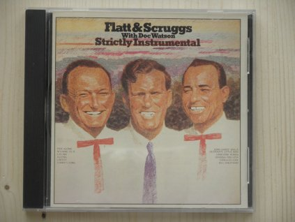 Flatt § Scruggs With Doc Watson-Strictly Instrumental