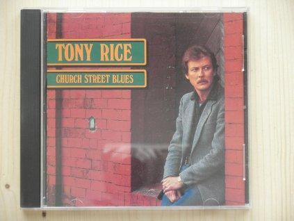 TONY RICE-CHURCH STREET BLUES