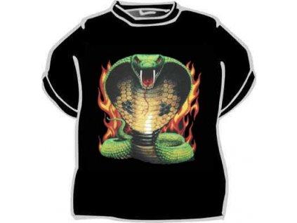 Kobra v ohni