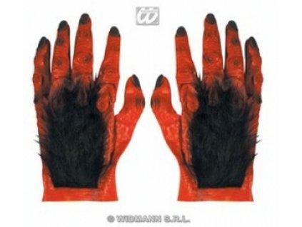 Chlupaté čertovské ruce W 2709 W