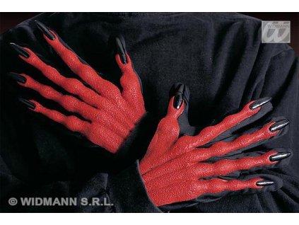 3D čertovy ruce W 8406 H
