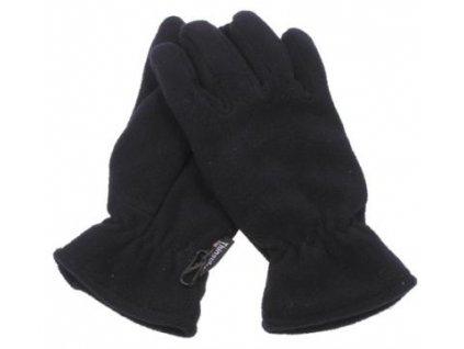Rukavice fleece černé