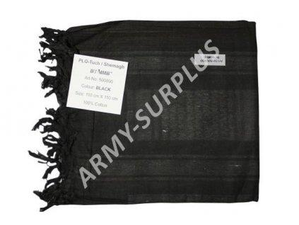 Šátek palestina černá