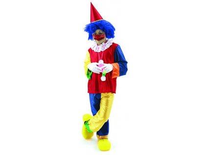 Klaun dvojdílný kostým