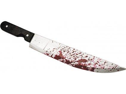 Zakrvavený nůž