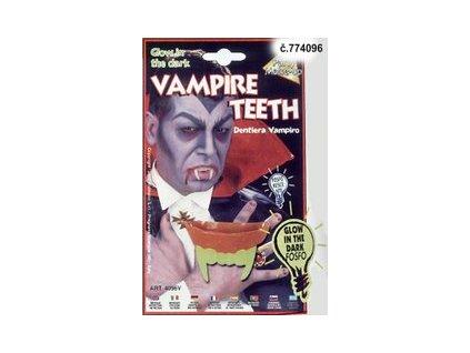 Zuby upír horní fosfor