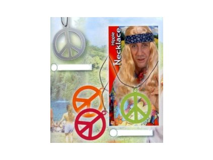 Náhrdelník Hippies