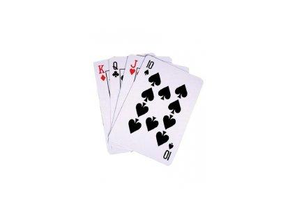 Hrací karty XXL