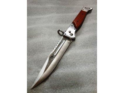 Vystřelovací nůž AK-47 (Kalašnikov) střední