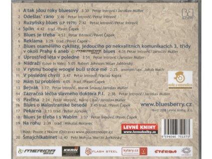 CD Bluesberry - Blues je třeba