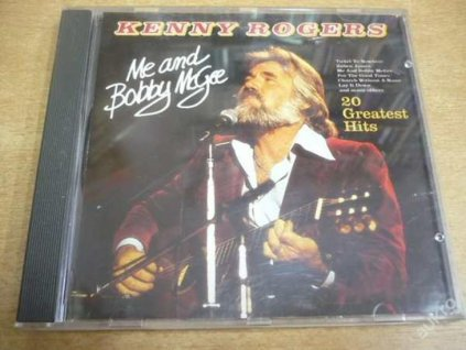 CD KENNY ROGERS / Me and Bobby McGee