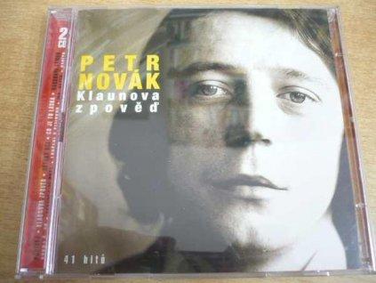 2 CD-SET: PETR NOVÁK / Klaunova zpověď
