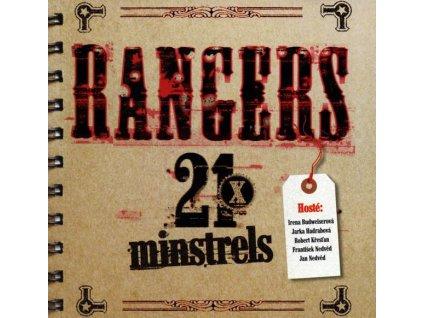 CD Rangers - 21 x Minstrels (1999)