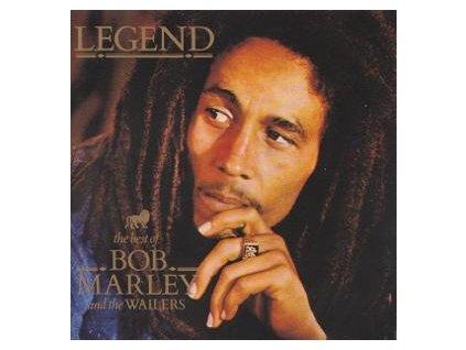 CD Bob Marley - Legend - The Best of  (Tuff Gong - Island  1984)