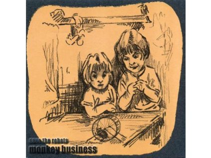 CD Monkey Business - Save the Robots   (Columbia  2001)